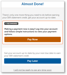 pay later is proxy for promise-to-pay